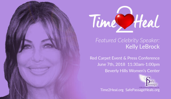 Time2Heal-event-purple-flyer-Kelly-LeBrock