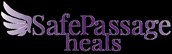 Safe-passage-heals-logo-type